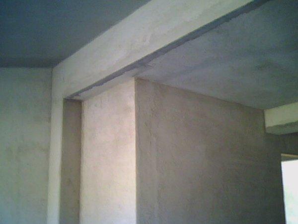 angolo di un soffitto