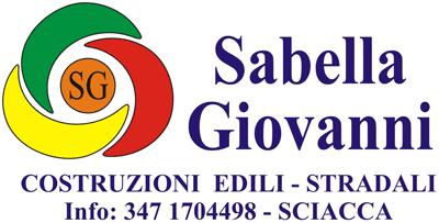 Sabella Giovanni COSTRUZIONI EDILI _ STRADALI logo