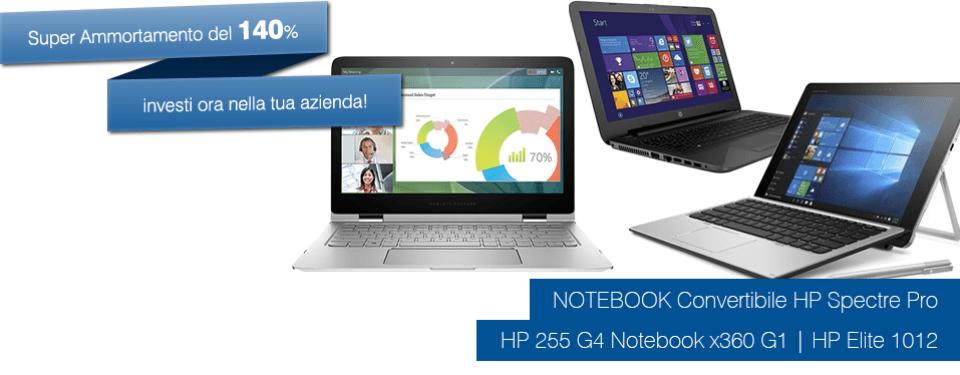 vendita notebook