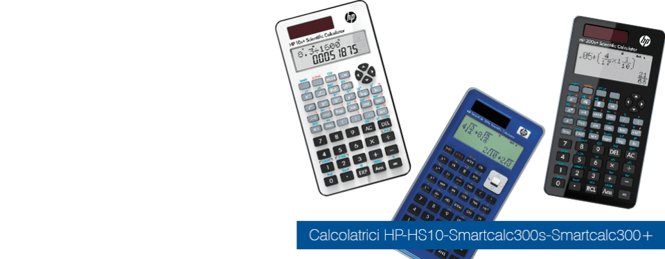 vendita calcolatrici hp