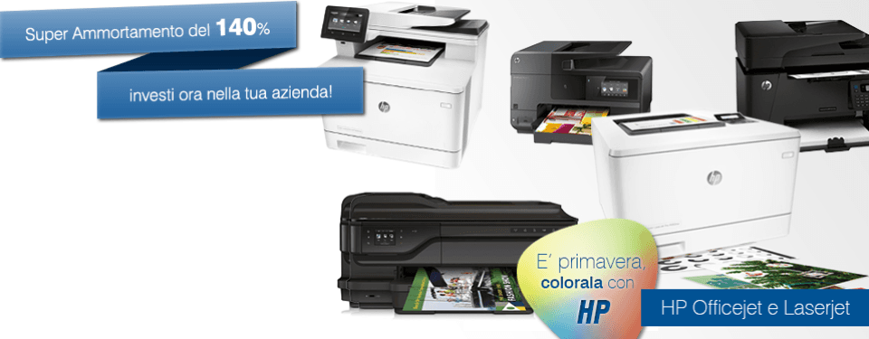 HP Officejet e Laserjet