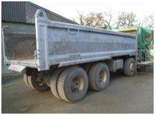 metal truck