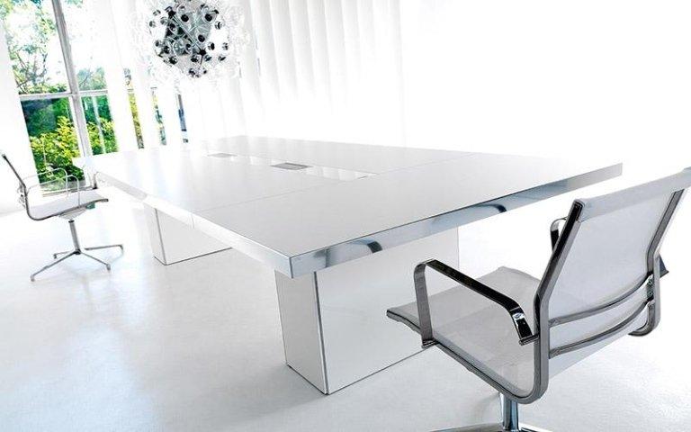 Tavolo wing bianco