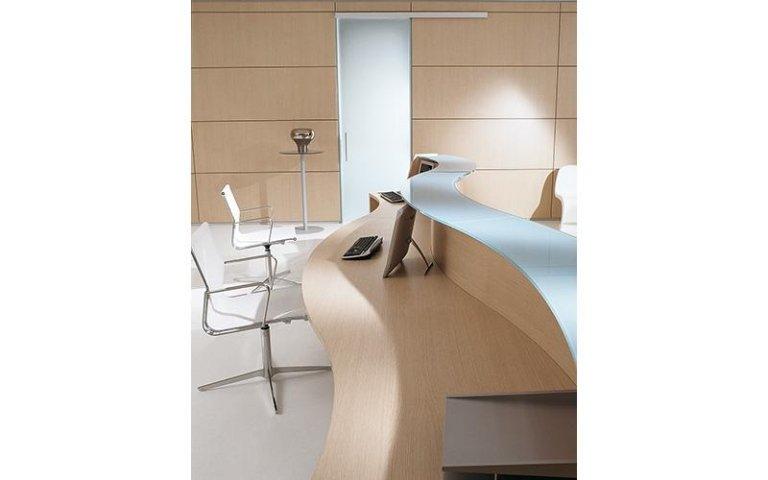 Banco reception modello esedra light