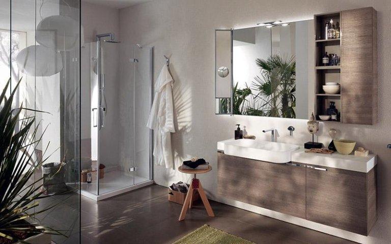 Bagno aquo mobili
