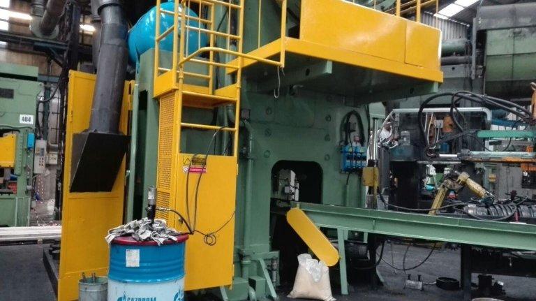 macchinari industriali verniciati