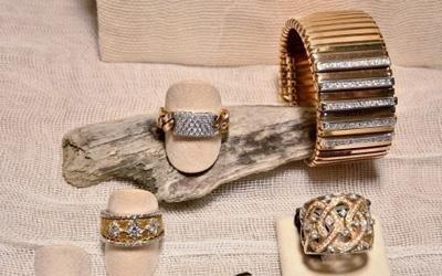 anelli e bracciale
