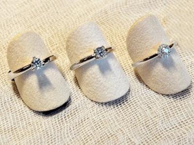 Vetrina anelli