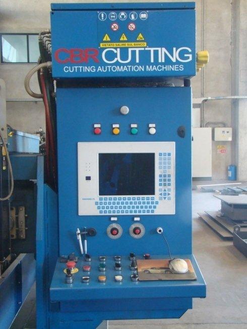 macchinari carpenteria metallica