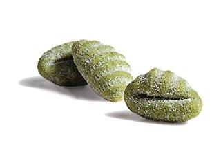 Gnocchi di patata con spinaci