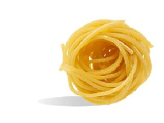 Spaghetti di pasta fresca trafilati al bronzo