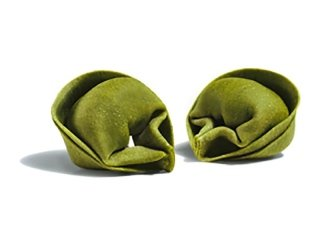 Grantortellone verde ricotta e spinaci