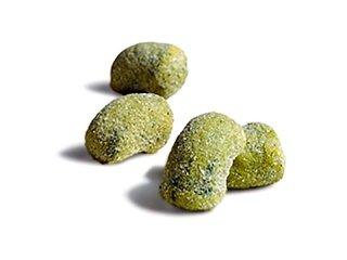 Gnocchetti di patata con spinaci
