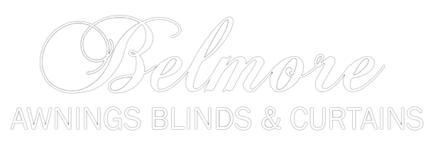 belmore awnings blinds and curtains logo
