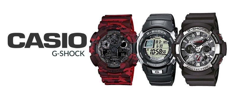 Tre orologi, due neri e uno rosso