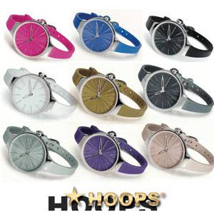 Serie di orologi colorati