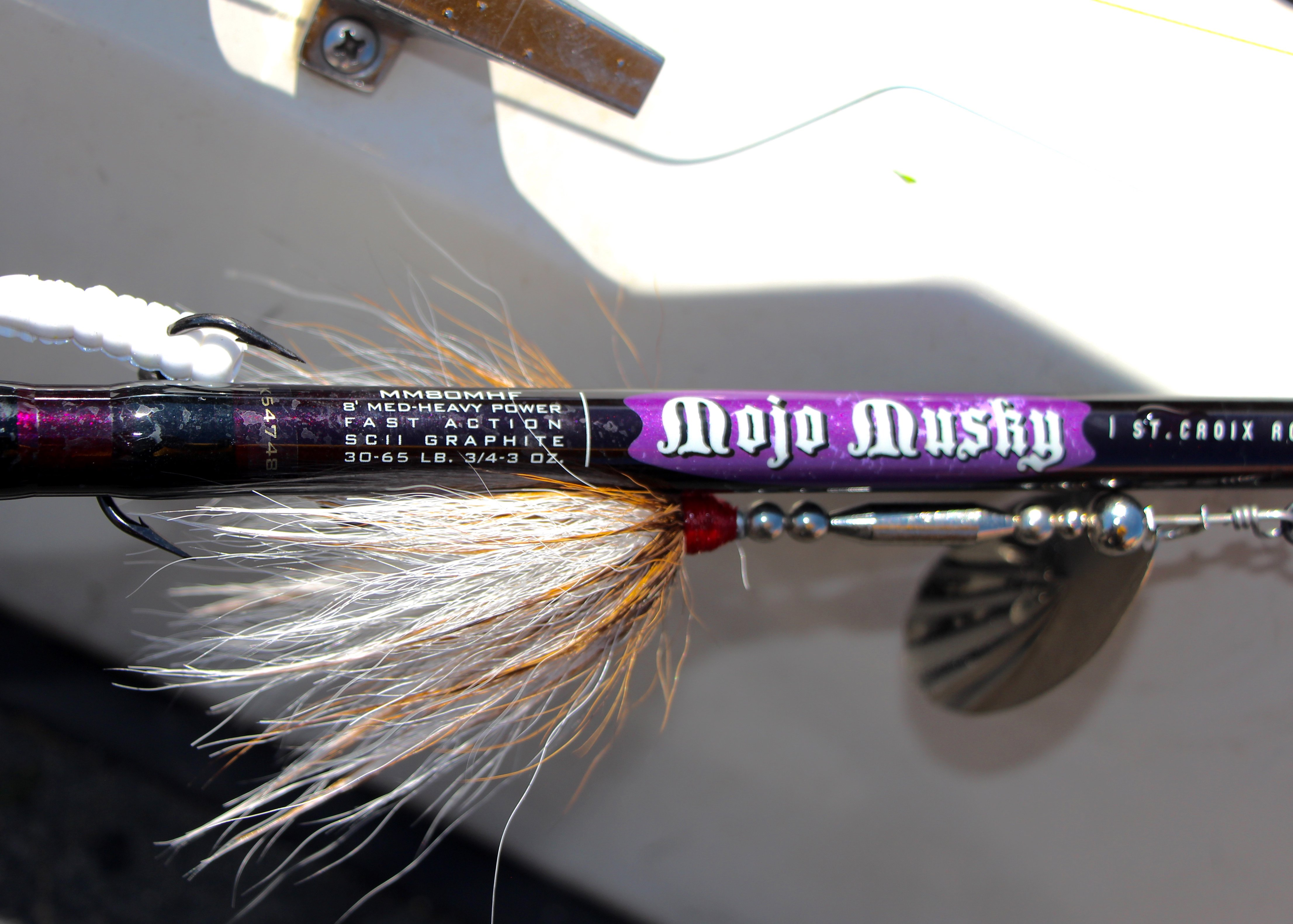 Top 5 tech tips for musky anglers summer musky prime time has arrived this is the time of the season with the musky can truly be an everymans fish as for these few weeks geenschuldenfo Gallery