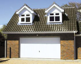 All types of extensions - Wrexham - P.C. Hughes Construction Ltd - Garage