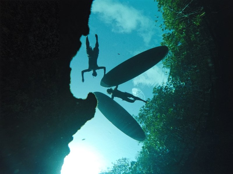 SUP and Snorkel Tour to Casa Cenote in Tulum