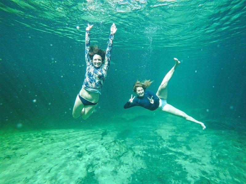 Diviértete con nuestro Tour de Paddlesurf en Casa Cenote