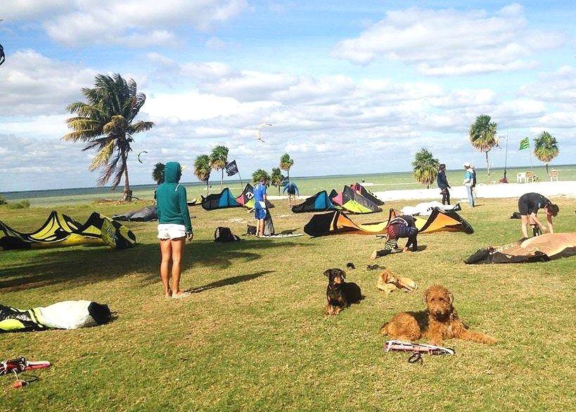 Go on a Kitesurfing Trip with Mexican Caribbean Kitesurf
