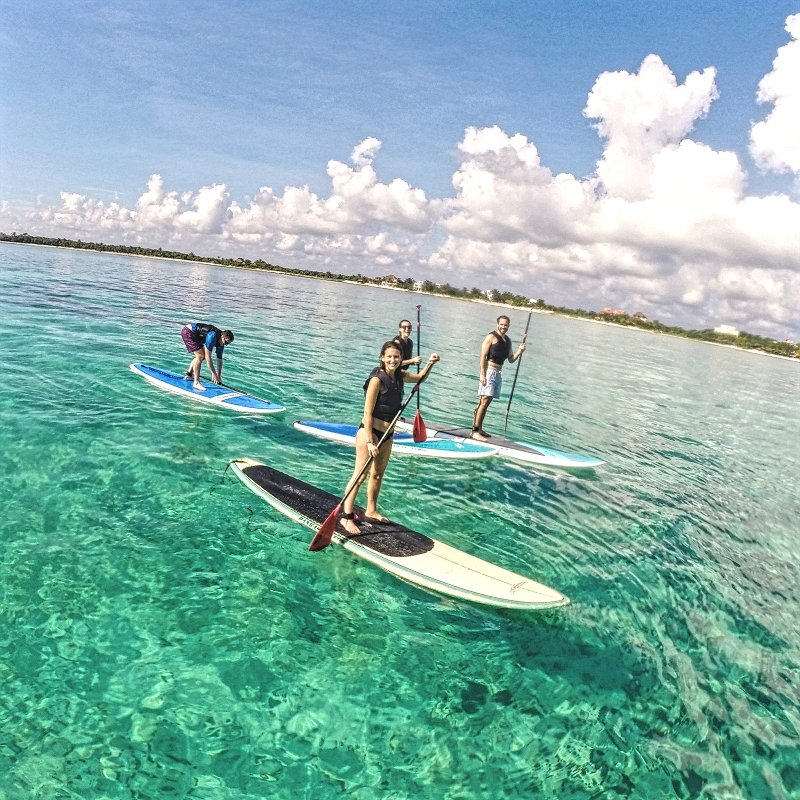 Paddle Board Rentals in Tulum