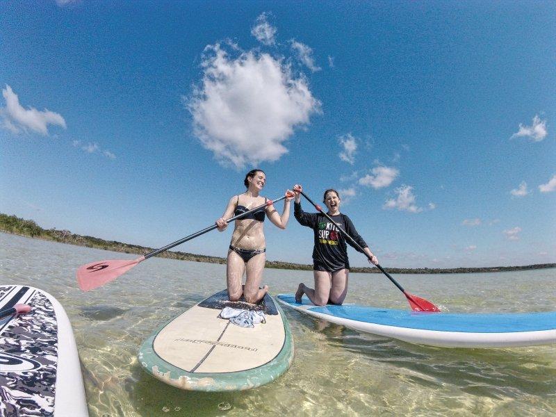 Diviértete con nuestro Tour de Paddlesurf en Kaan Luum