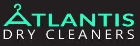 Atlantis Dry Cleaners company logo