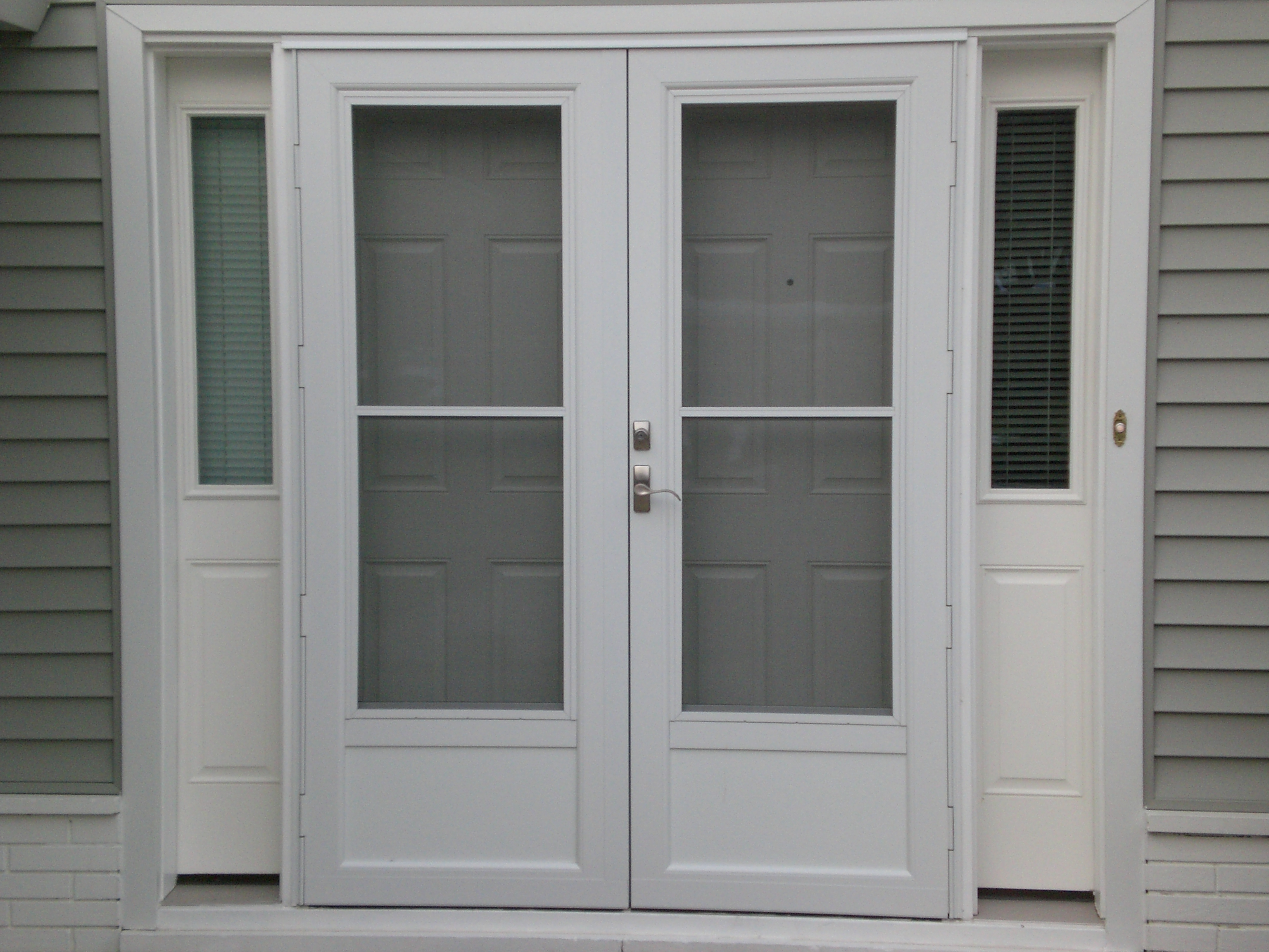Insulated Fiberglass Doors & Sidelites