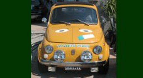 Fiat 500 rifinita