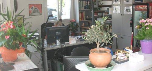 interno di un uffico
