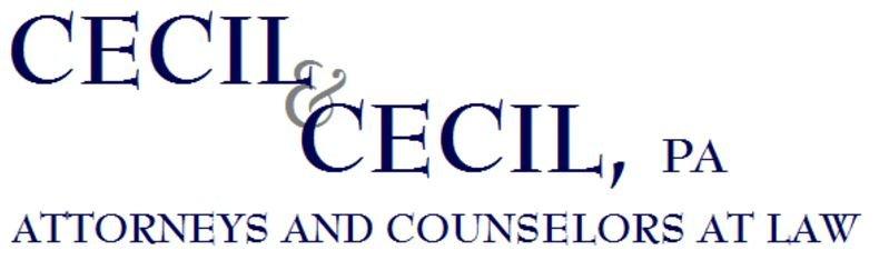 Cecil Cecil PA