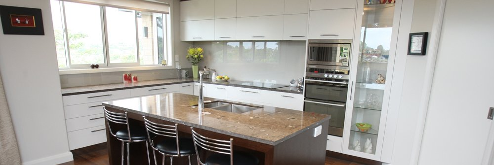 Kitchen renovations in Tauranga