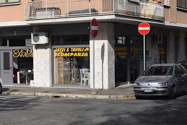 Negozi cucine roma negozio cucine roma vendita cucine e armadi roma cucine moderne awesome - Gaggioli mobili roma ...