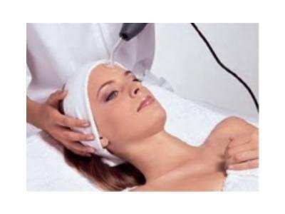 trattamento viso alta frequenza