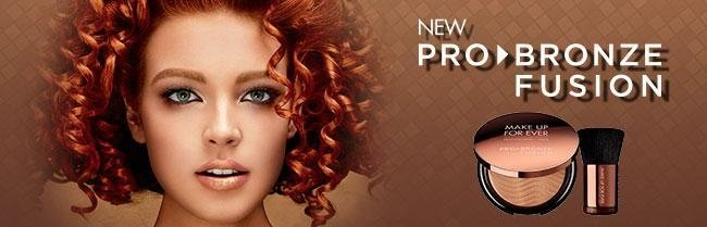 Prodotti Make Up For Ever Pro Bronze