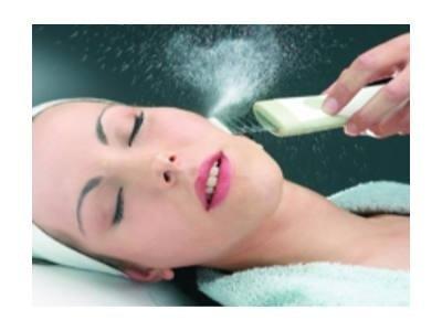 pulizia viso a ultrasuoni