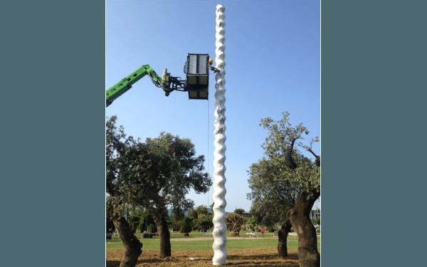Column processing