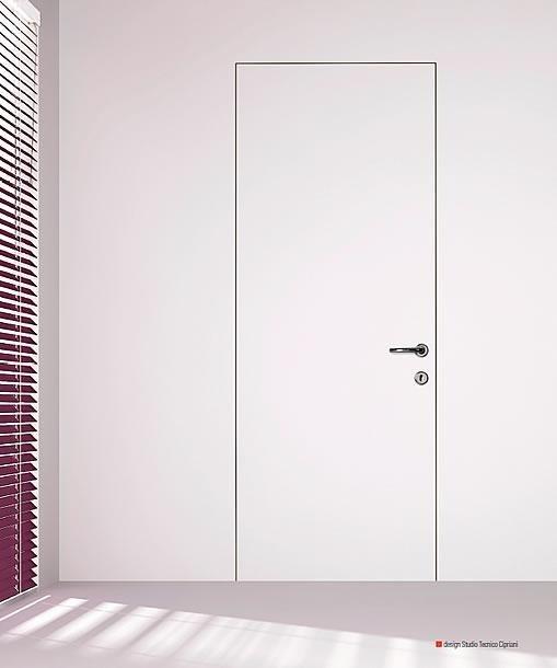 Cipriani porta da interno filo parete