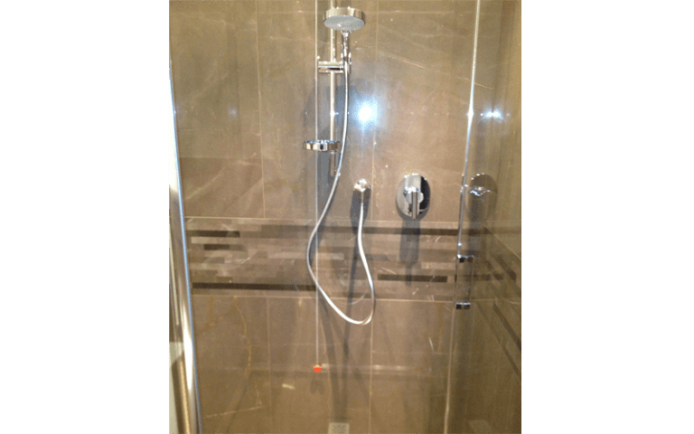 Shower and stall