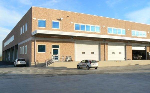 Company facilities construction