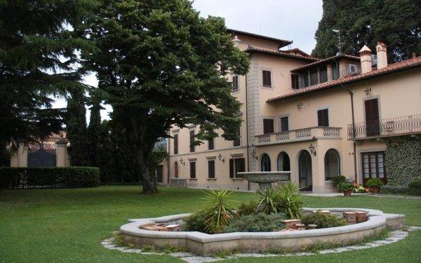 Historic villas