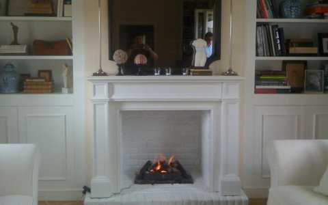 Fireplaces for apartments