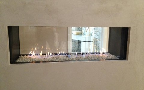 Fireplaces for homes