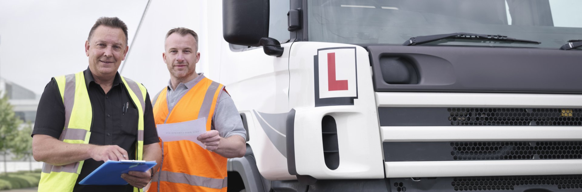 Driver training courses