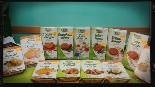 prodotti alimentari marca natura nuova