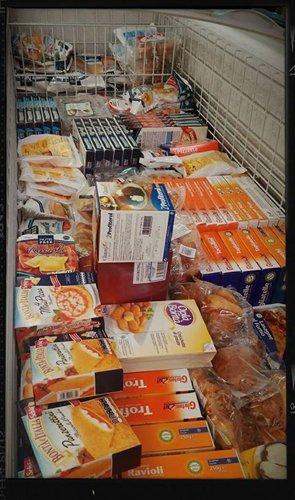 assortimento prodotti alimentari