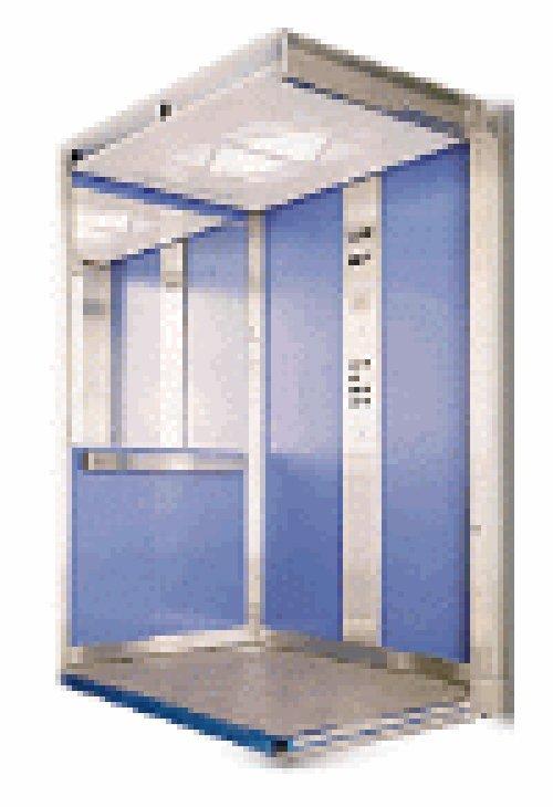 progetto di un ascensore