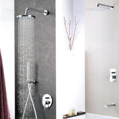 Colonna doccia a incasso