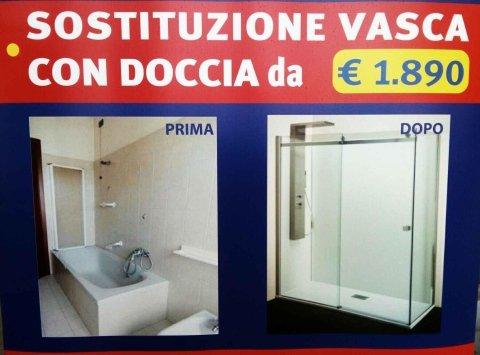 Arredo Bagno Blu Italy Srl : Arredamenti bagno vittuone milano